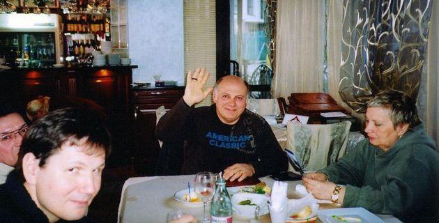 Sergey Gazarov, actor