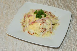 """Old-ussian"" salad"