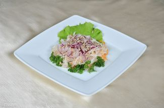 Cout salad
